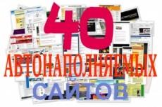 Наполню ваш сайт тематическим контентом 32 - kwork.ru