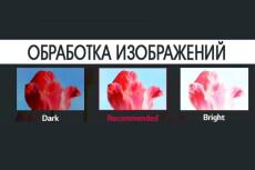Дизайн- макет буклета, концепция 21 - kwork.ru