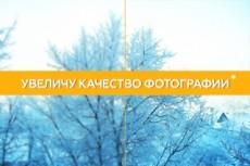 Обработаю новые и восстановлю старые фото 40 - kwork.ru