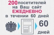 Комплексное продвижение Вашего сайта с включенными услугами 15 - kwork.ru