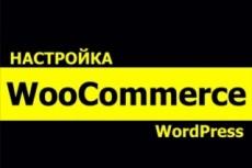 Разверну интернет-магазин на WordPress + WooCommerce 15 - kwork.ru