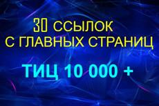 Статейный прогон по 40 сайтам + Бонус 39 - kwork.ru