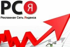 Настройка рекламной компании в Рекламной Сети Яндекса. РСЯ 22 - kwork.ru