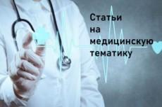 Информационные LSI, СЕО статьи для блогов 20 - kwork.ru