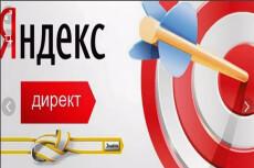 Оптимизация не эффективной рекламной компании Яндекс.Директ 8 - kwork.ru