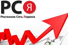 Создам и настрою контекстную рекламу Яндекс Директ 4 - kwork.ru