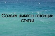 напишу статью на 4000 слов уникальностью от 85 % и выше 7 - kwork.ru