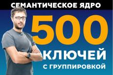 Соберу ключевые слова для контекстной рекламы 24 - kwork.ru