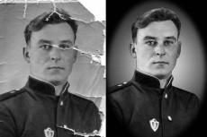 Обтравка фото, замена фона 31 - kwork.ru