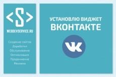 Подключу виджет автоконсультанта, чат для сайта 5 - kwork.ru