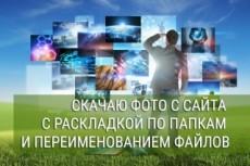 Сделаю любую рутинную работу 20 - kwork.ru
