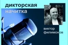 Начитки для рекламы, презентации, видеоролика. В срочном порядке 4 - kwork.ru