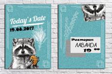 Разработка принтов для футболок, открыток, стикеров 27 - kwork.ru