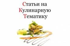 напишу для Вас качественную статью 8 - kwork.ru