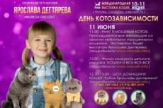 Сделаю дизайн афиши 13 - kwork.ru