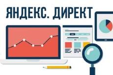 настрою Яндекс Директ 3 - kwork.ru