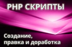 Разработаю скрипт 33 - kwork.ru