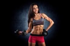 Составлю программу тренировок для похудения 12 - kwork.ru