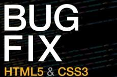 Верстка html + CSS 29 - kwork.ru