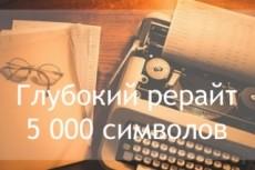 Напишу тексты любой тематики 28 - kwork.ru