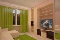 Разработаю проект корпусной и встроенной мебели под ваши размеры 27 - kwork.ru
