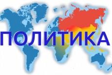 напишу тексты на экономическую тематику с уникальностью 95-100% 4 - kwork.ru