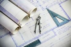 Планировочные решения. Планировка квартиры, дома, офиса. Перепланировка 246 - kwork.ru