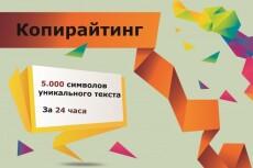 Грамотные и интересные тексты для вашего сайта за 24 часа 5 - kwork.ru