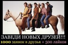 1500 просмотров видео ВКонтакте 5 - kwork.ru