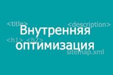 сделаю SEO аудит сайта 5 - kwork.ru