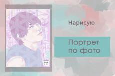 Нарисую векторную иллюстрацию 23 - kwork.ru