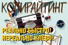 Качественное редактирование, вычитка и корректура текстов 15 - kwork.ru