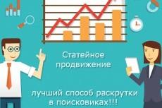 Статейный прогон 2000 сайтов с ТИц  | K2 | Joomla| Прогон сайта 4 - kwork.ru