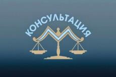 Консультирование по любым вопросам, касающимся деятельности 9 - kwork.ru