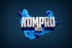 Создам логотип проекта для сайта, канала ютуб 15 - kwork.ru