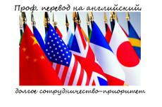 Перевожу любые (худ., науч.,) тексты с английского/на английский язык 14 - kwork.ru