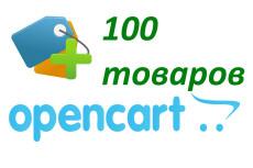 Добавлю 100 товаров в ваш интернет-магазин 10 - kwork.ru