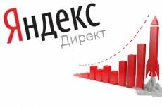 Настрою рекламную кампанию в Яндекс.Директ. Бонус внутри 9 - kwork.ru