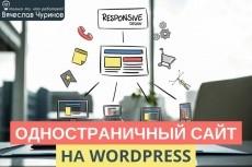 Создам продающий лендинг на лучшем конструкторе - Тильда 4 - kwork.ru