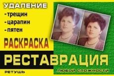 WPAP-портрет по вашему фото 37 - kwork.ru