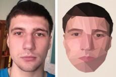 Сделаю портрет в стиле Pop-Art 9 - kwork.ru