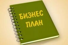 Бизнес-план 19 - kwork.ru