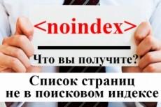 Подготовка к продвижению сайтов на Wordpress 32 - kwork.ru