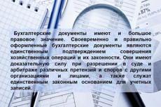 Подготовка декларации по УСН, объект налогообложения доходы 6 - kwork.ru