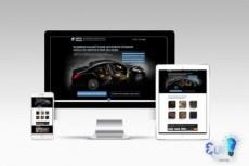 Создам прототип продающей страницы, лендинга 8 - kwork.ru
