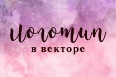 Превращу картинку в вектор 24 - kwork.ru