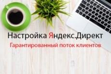 Аудит Яндекс Директ от сертифицированного специалиста 5 - kwork.ru