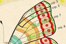 Готовые векторные иллюстрации и паттерны (бесшовные узоры) из портфолио 14 - kwork.ru