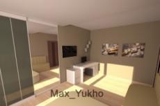 3D визуализация интерьеров 32 - kwork.ru
