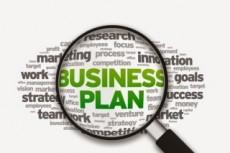 Бизнес-план 14 - kwork.ru